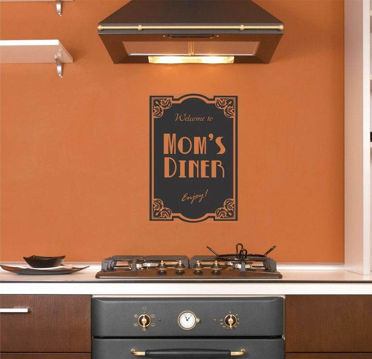 Wall decals for kitchen Photo - 11