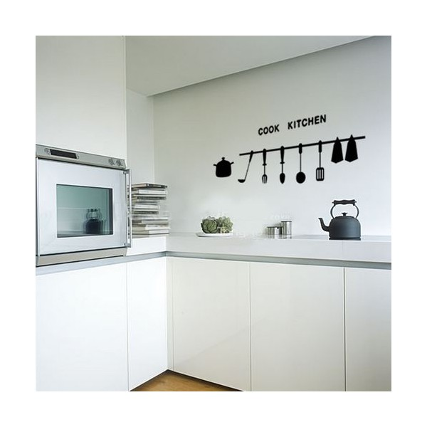 Wall decals for kitchen Photo - 12