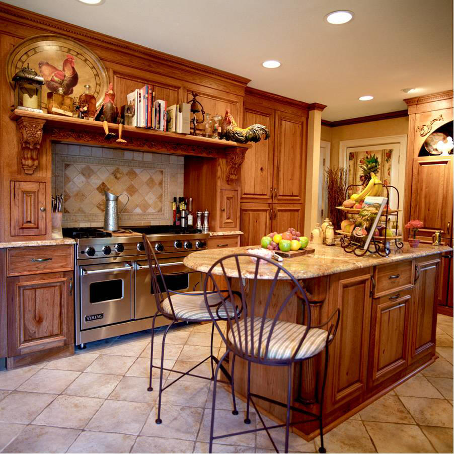 Wall decorations for kitchen Photo - 7