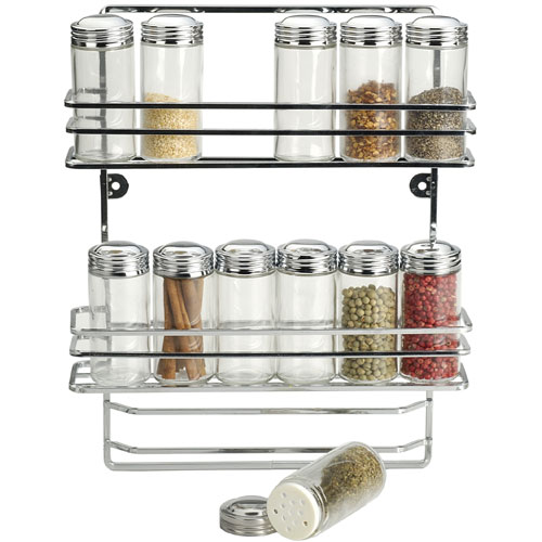 Wall mount spice racks for kitchen Photo - 9