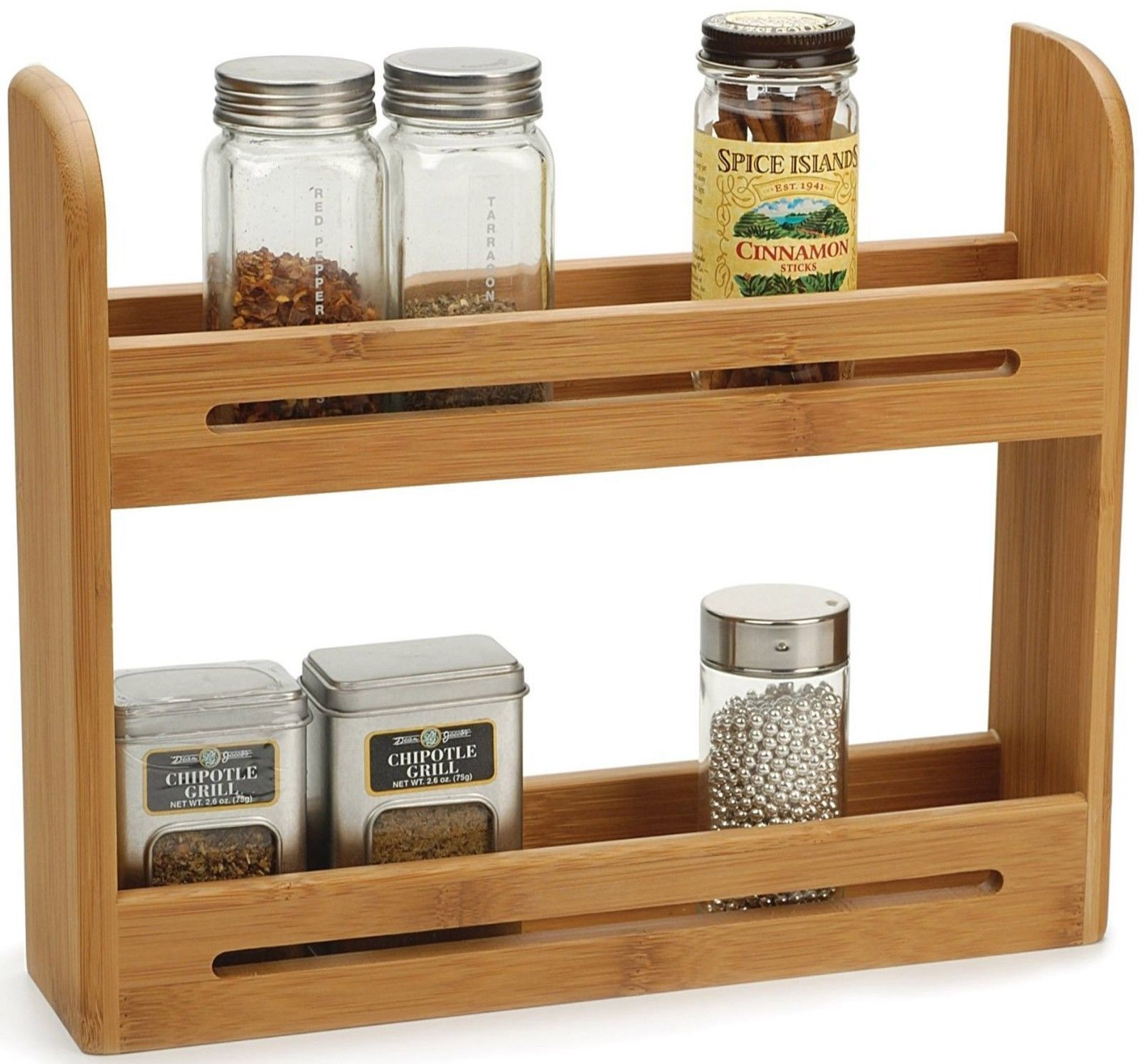 Wall Mount Spice Racks For Kitchen Ideas