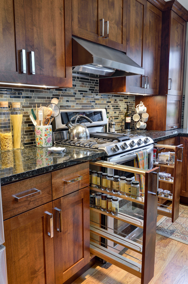 Wall mount spice racks for kitchen Photo - 5