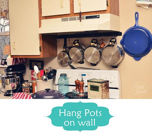 Wall mounted kitchen storage Photo - 10