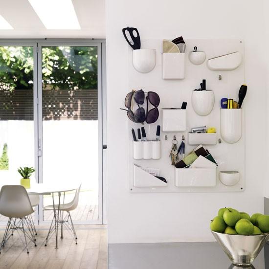 Wall mounted kitchen storage Photo - 6