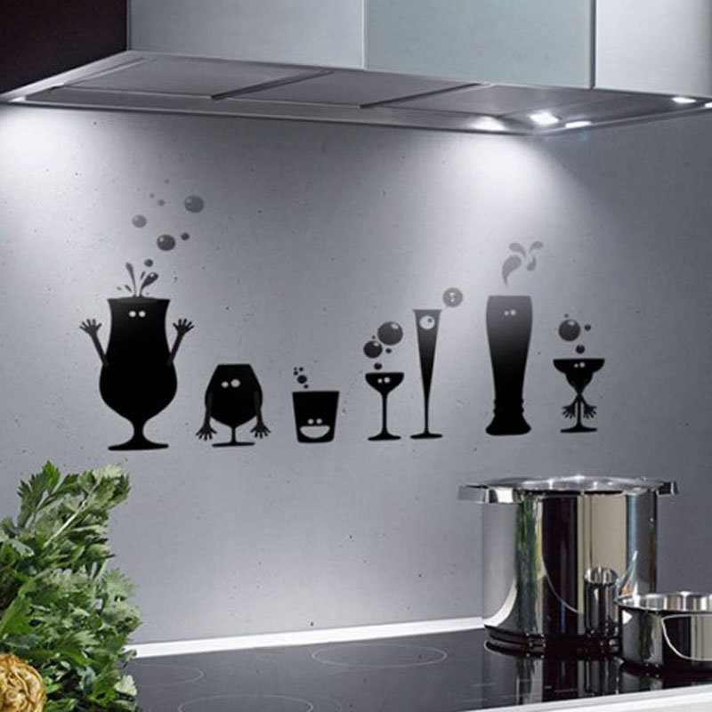 Wall stickers for kitchen Photo - 11