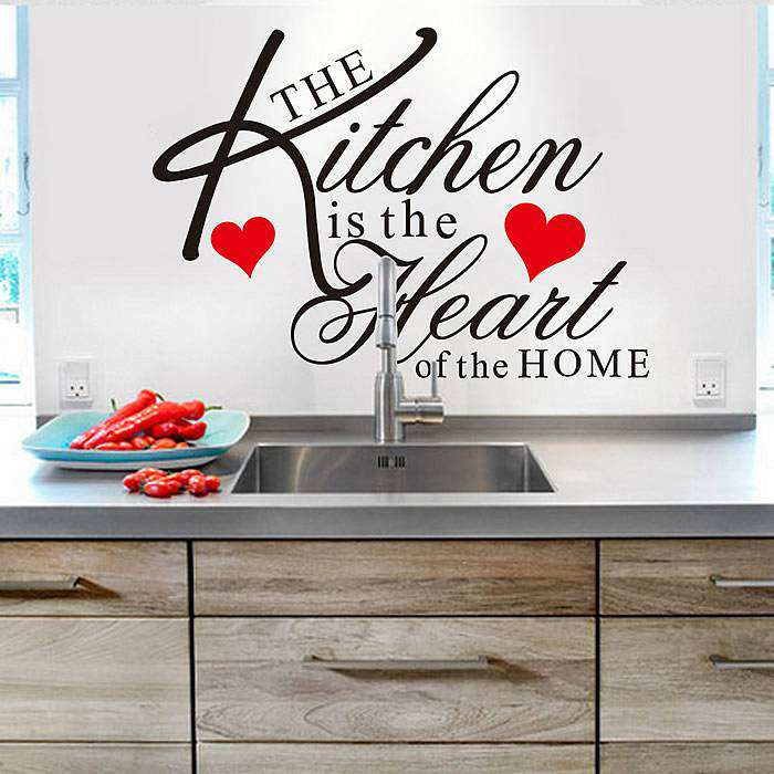 Wall stickers for kitchen Photo - 6