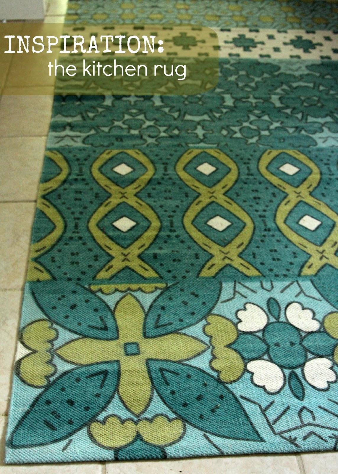 Washable kitchen area rugs Photo - 11