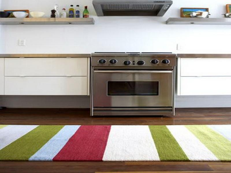 Washable kitchen rugs and runners Photo - 2