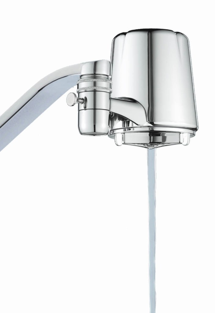 Water filter for kitchen faucet Photo - 5