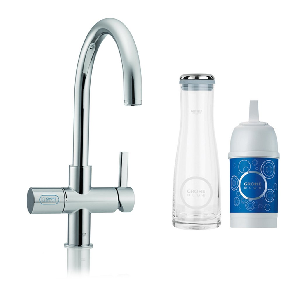 Water filter for kitchen sink Photo - 11
