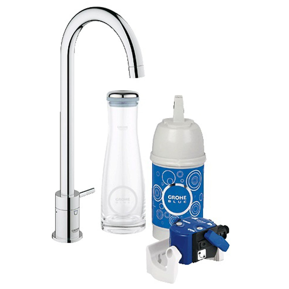 Water filter for kitchen sink Photo - 6