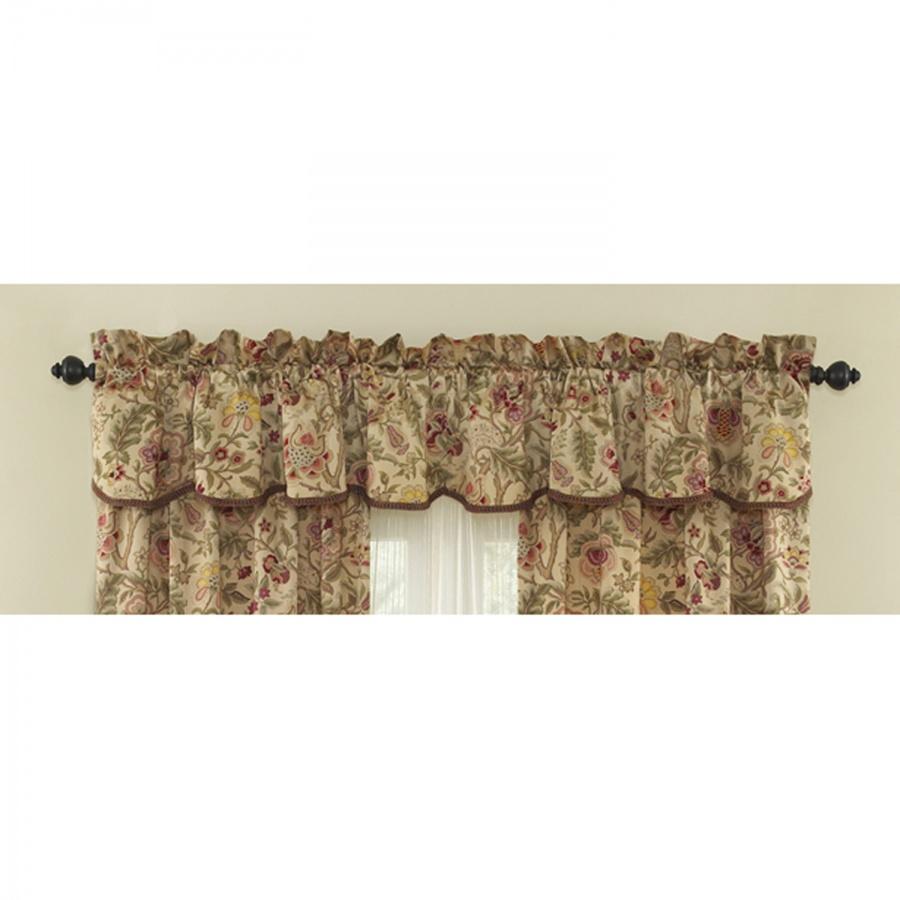 Waverly kitchen curtains and valances Photo - 1