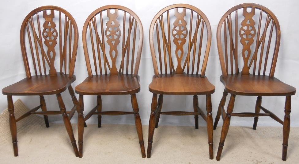 Wheeled kitchen chairs Photo - 4