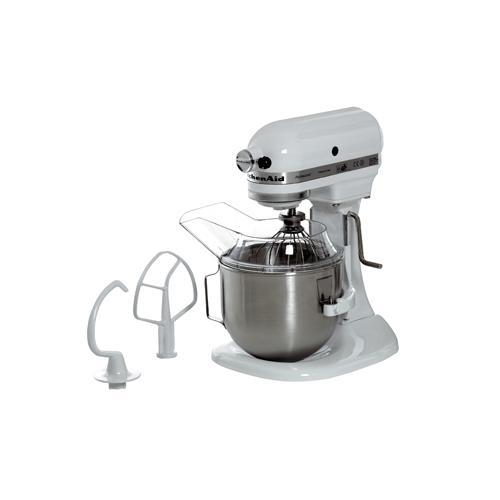 White kitchen aid mixer Photo - 6