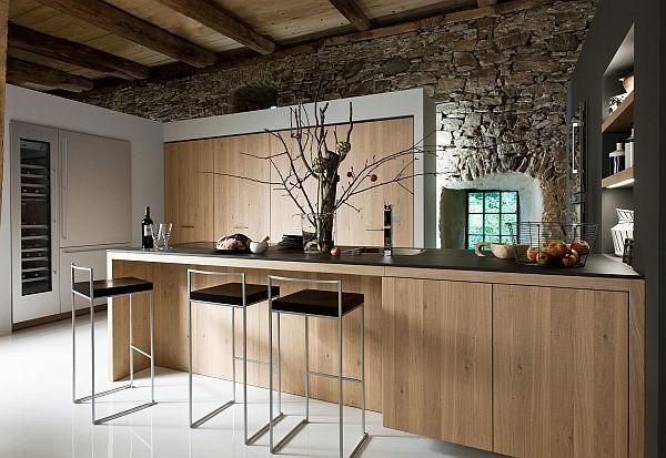 White kitchen bar stools Photo - 5
