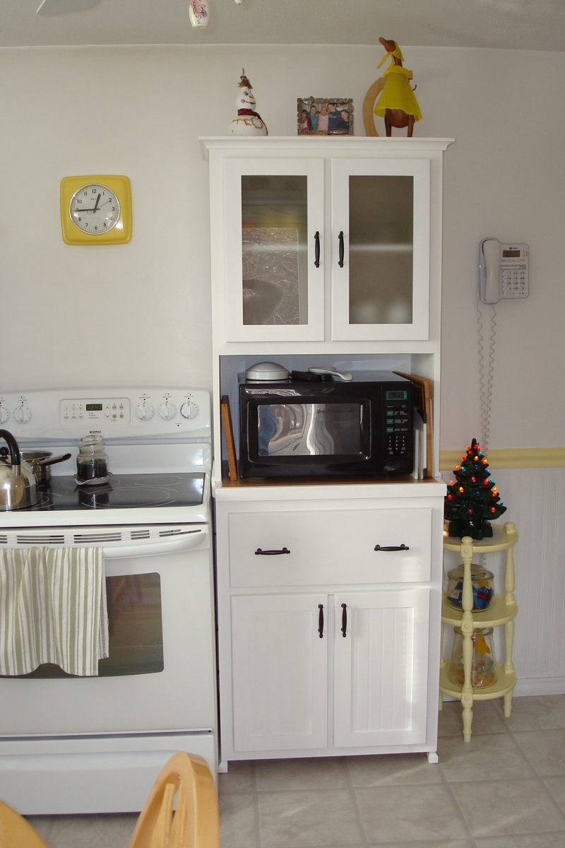 White Kitchen Hutch white kitchen hutch cabinet | kitchen ideas