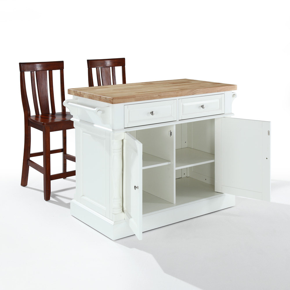 white kitchen island with butcher block top kitchen ideas white kitchen island with butcher block top photo 9