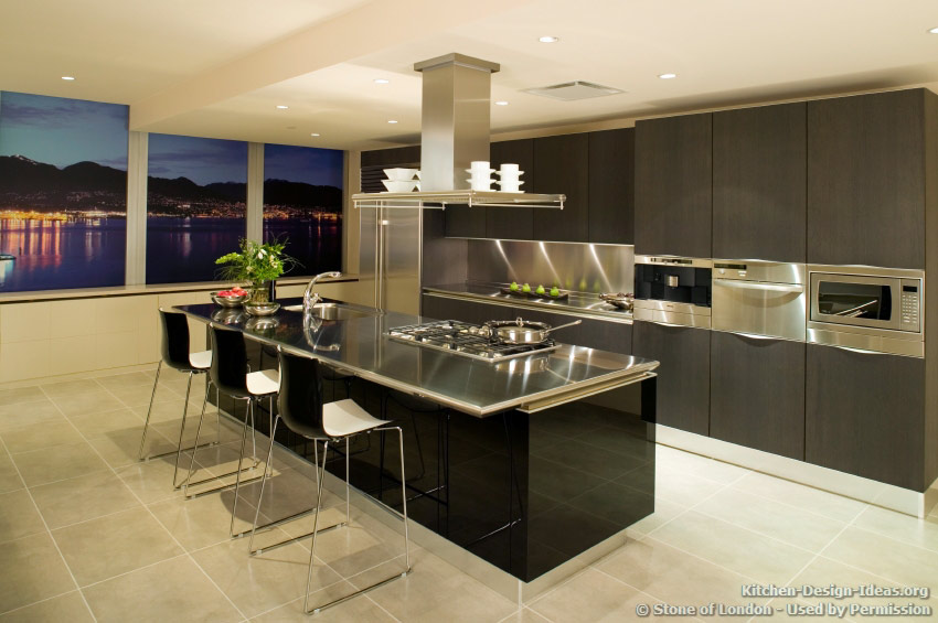 Genial 10 Photos To White Kitchen Island With Stainless Steel Top
