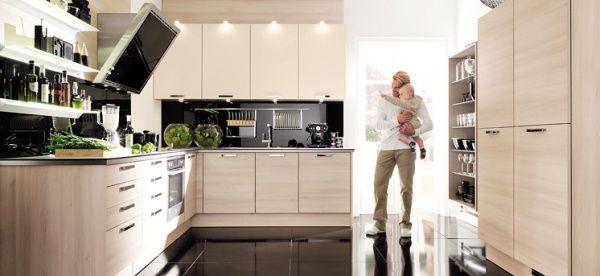 White kitchen storage Photo - 5