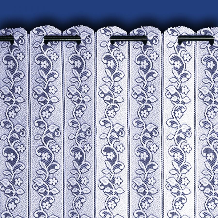 White lace kitchen curtains Photo - 12