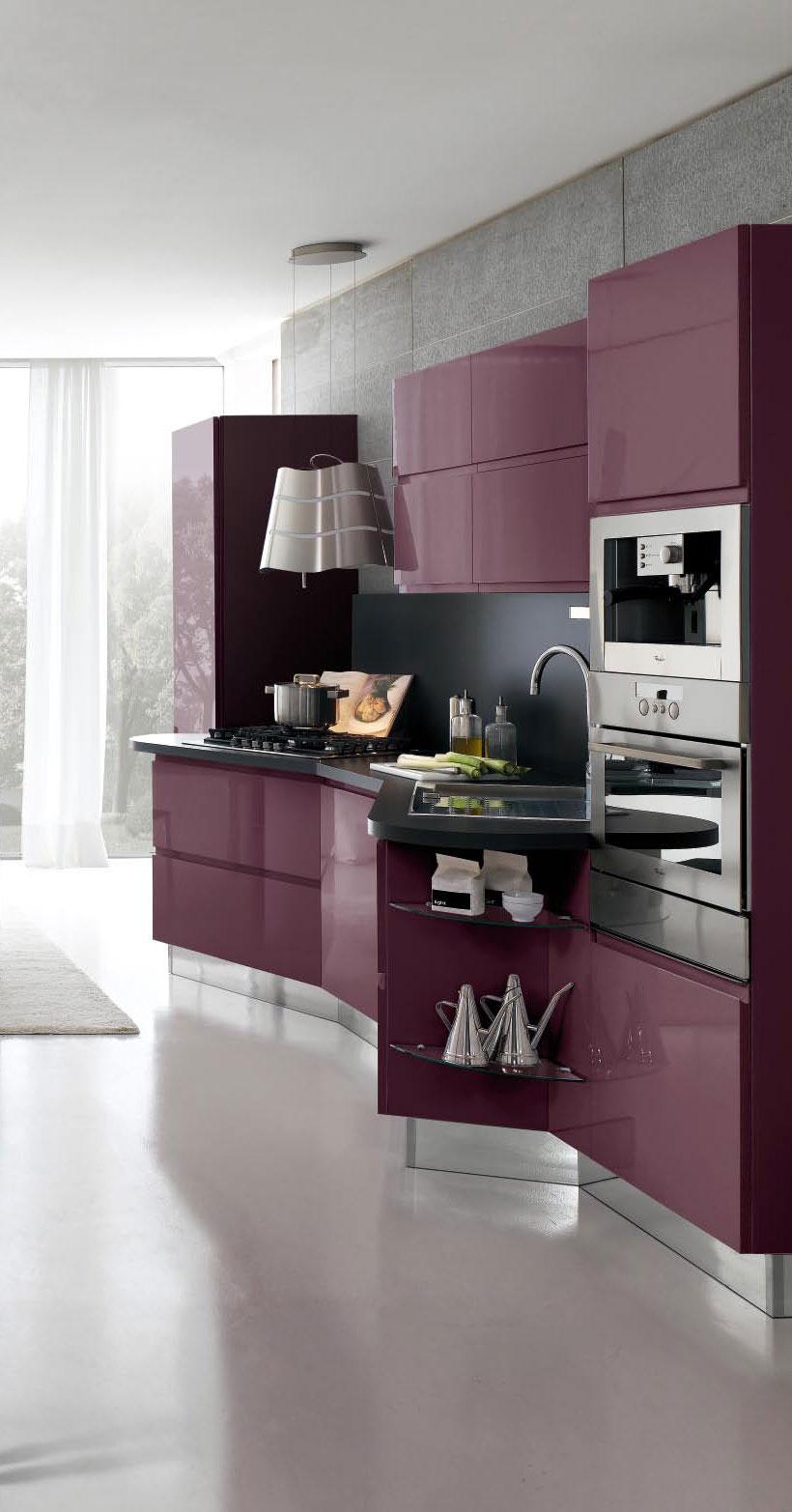 White Modern Kitchen Photo 10 Kitchen Ideas