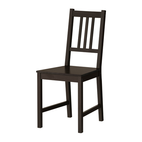 White wood kitchen chairs Photo - 1