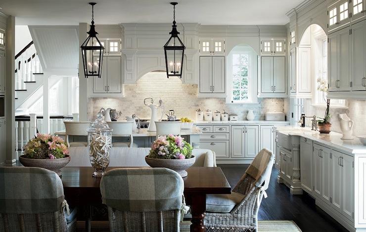 Wicker kitchen chairs Photo - 1