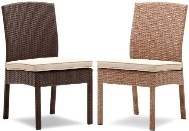 Wicker kitchen chairs Photo - 9