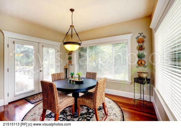 Wicker kitchen chairs Photo - 8