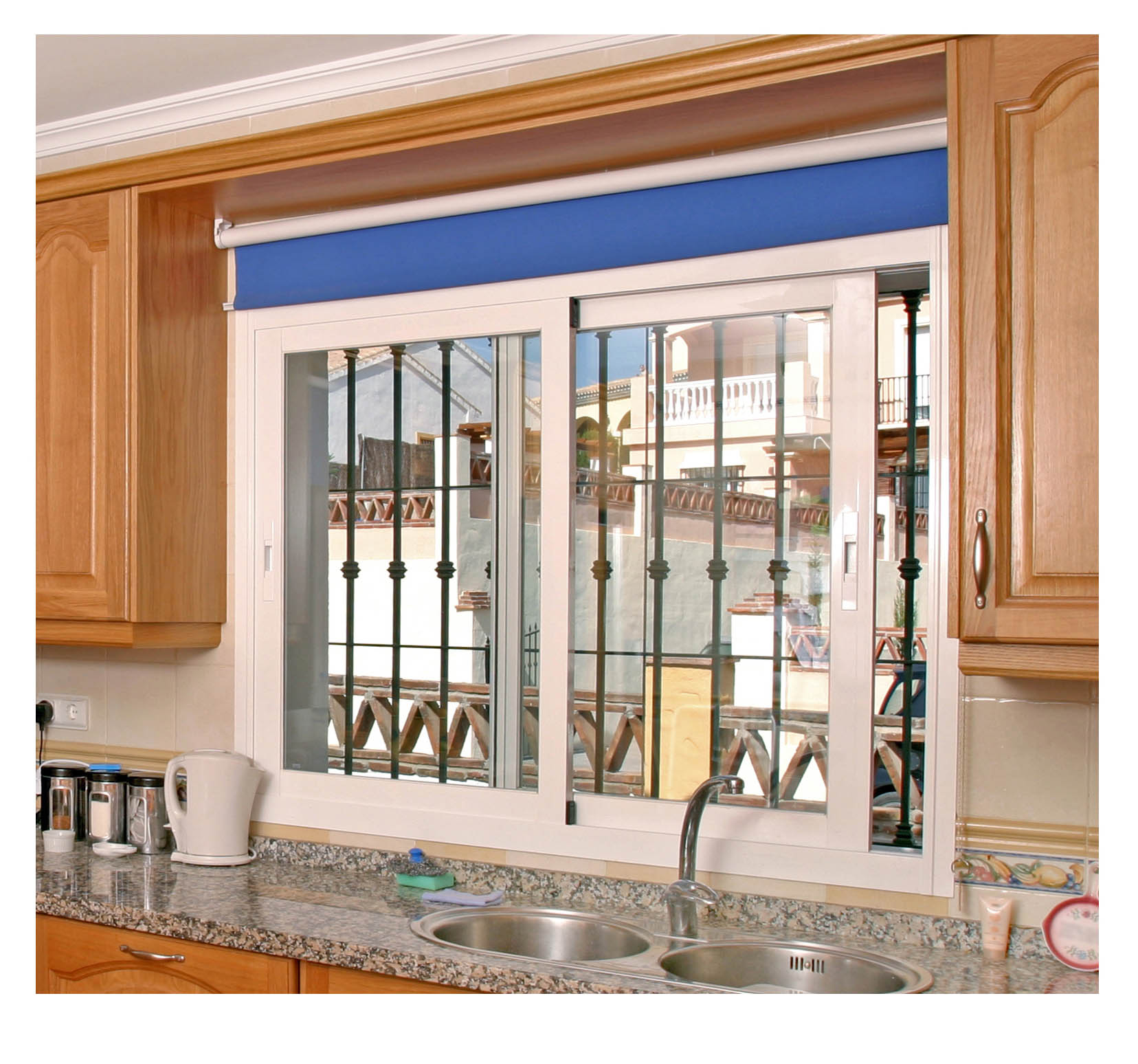 Window curtains for kitchen Photo - 4