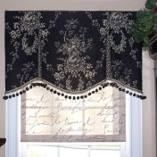 Window toppers for kitchen Photo - 1