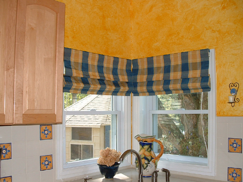 Window treatments for kitchen Photo - 3