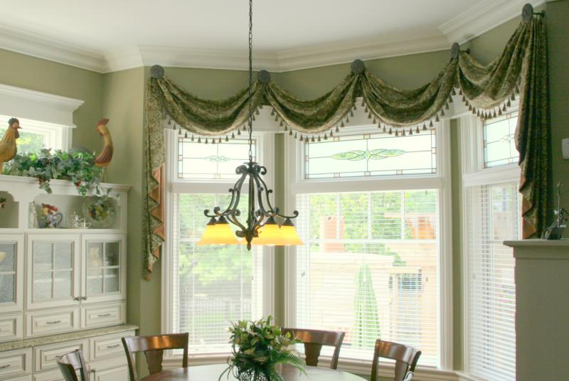 Window treatments for kitchen Photo - 5