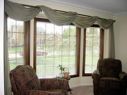 Window treatments for kitchen Photo - 6