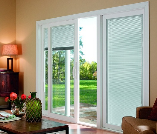 10 Photos To Window Treatments For Sliding Glass Doors In Kitchen