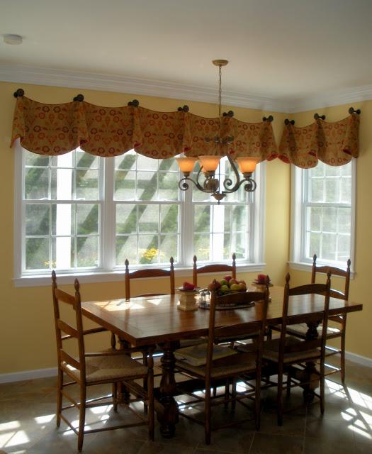 Window valances for kitchen Photo - 9