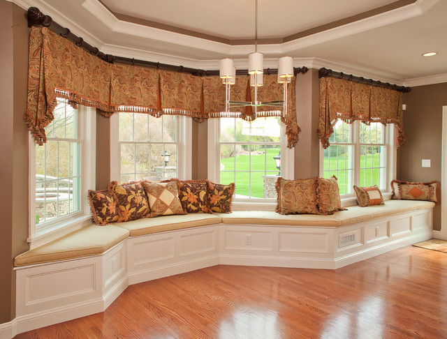 Window valances for kitchen Photo - 11
