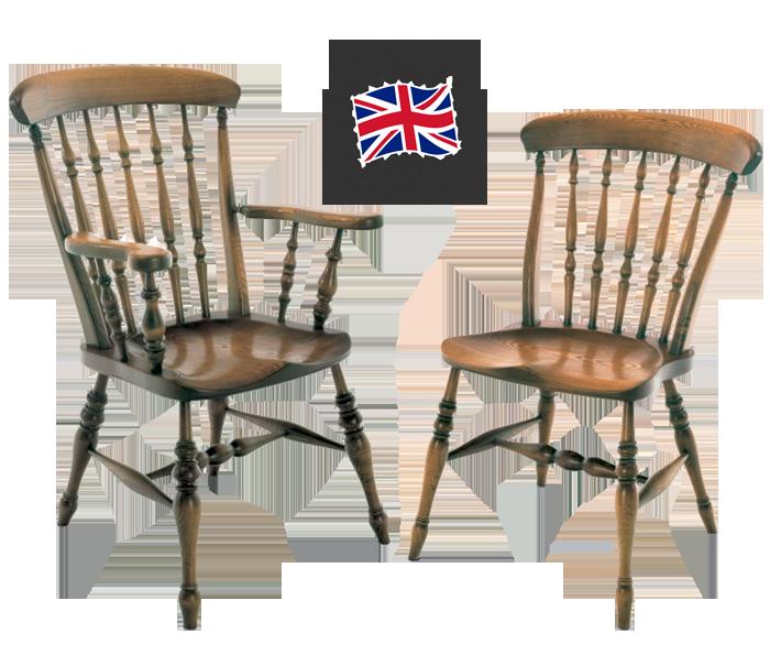 Windsor kitchen chairs Photo - 1