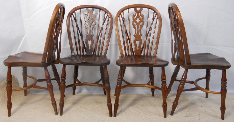 Windsor kitchen chairs Photo - 4