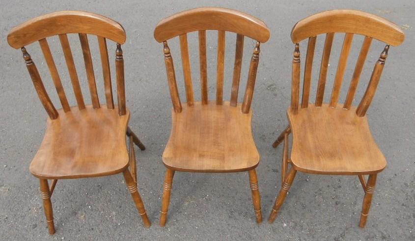 Windsor kitchen chairs Photo - 5