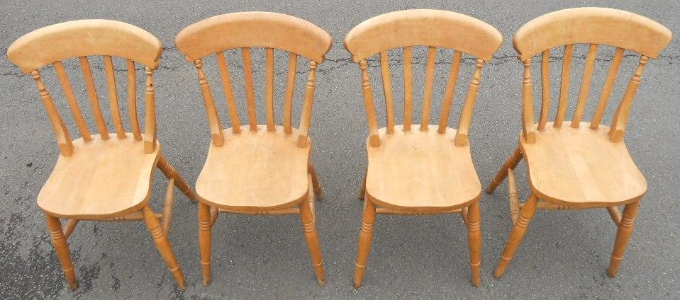 Windsor kitchen chairs Photo - 7