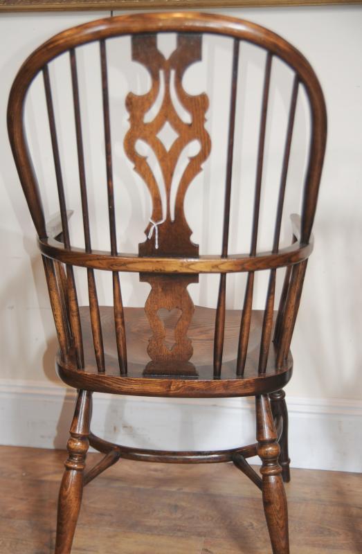Windsor kitchen chairs Photo - 8