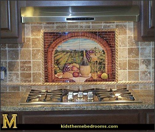 Wine decor kitchen accessories Photo - 7