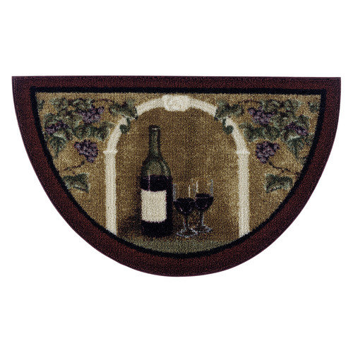 Wine kitchen rugs Photo - 6