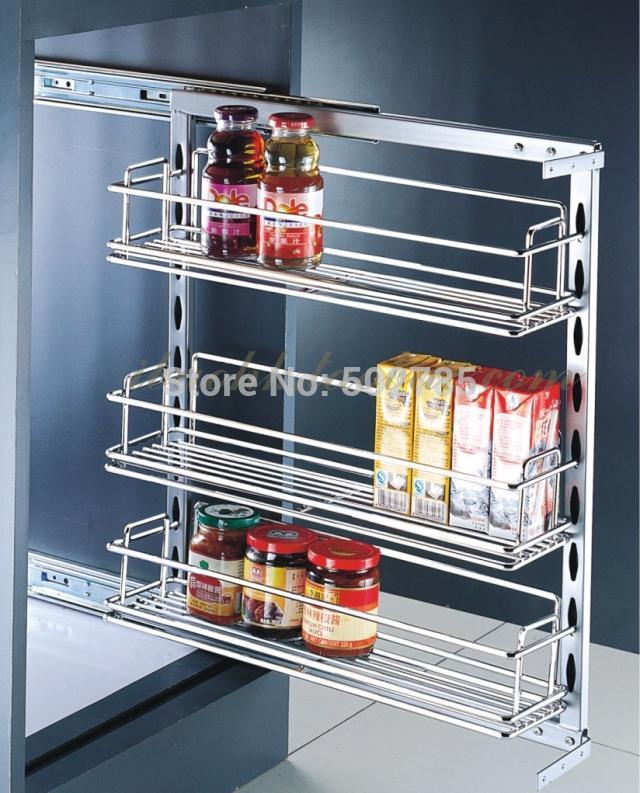 Wire kitchen shelf Photo - 11