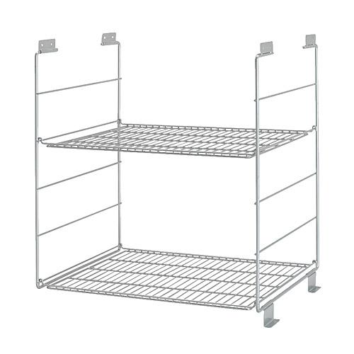 Wire kitchen shelf Photo - 2