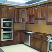 Wood pantry cabinet for kitchen Photo - 1