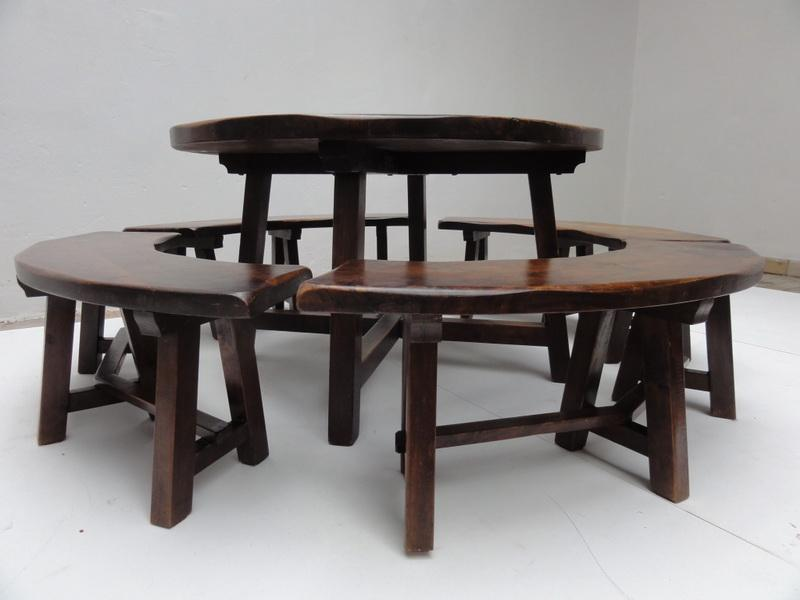 Wood Round Kitchen Table | Kitchen Ideas