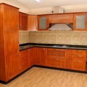 Wooden kitchen accessories Photo - 1