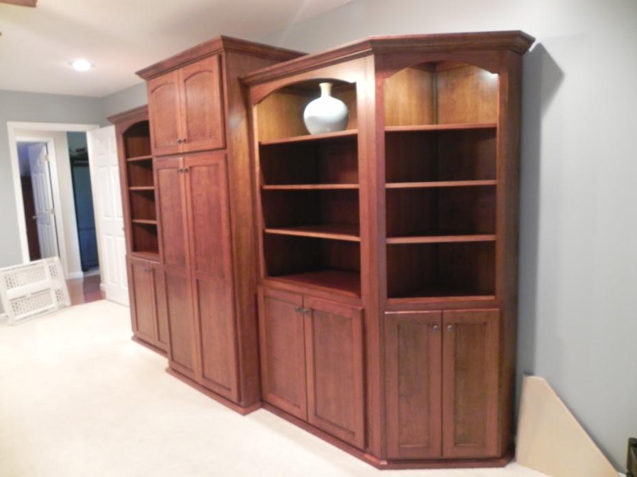Wooden kitchen pantry Photo - 10